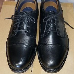 [DOCKERS] Gordon Leather Oxford Cap Toe Dress Shoe